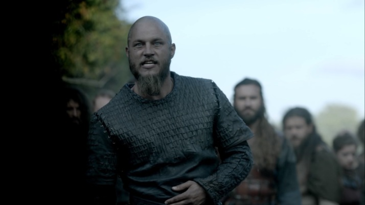 ragnar I did not become king out of ambition but once again I had no choice