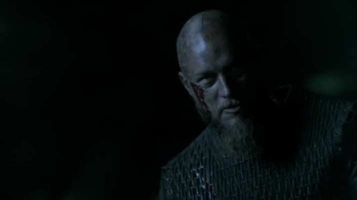 Ragnar  If I was him  I would worry less about the gods and more about the wrath of a patient man