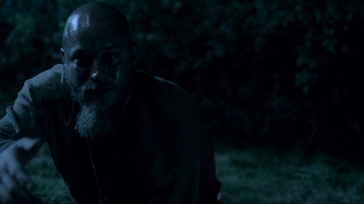 ragnar reaches back to athelstan