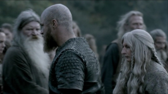 Ragnar takes sinric off for a more private discussion