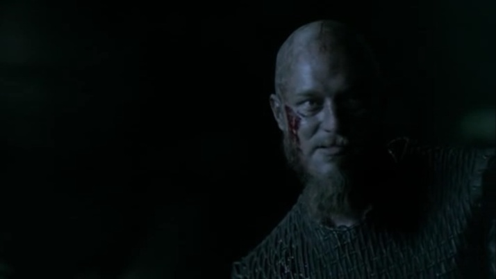 ragnar talks to athelstan  What  you think I went too far with Floki  Imagine him thinking I would actually let him lead without my having an agenda to it