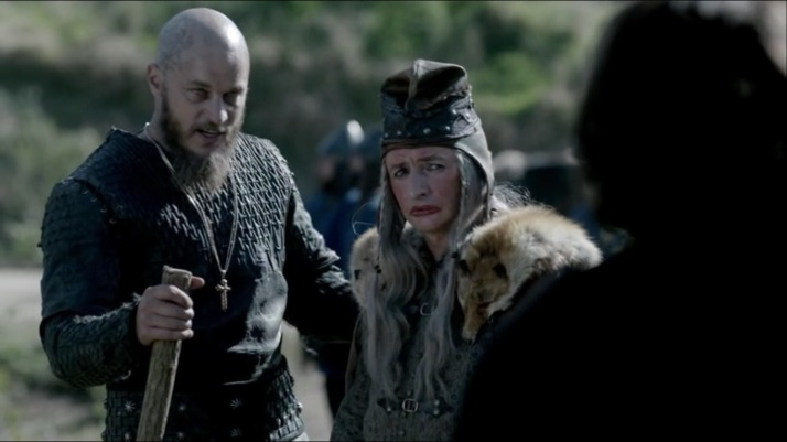 ragnar: tell him I know there are no reinforcements coming