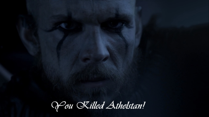 ragnar to floki  You killed Athelstan