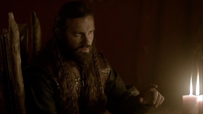 rollo stops floki's offer
