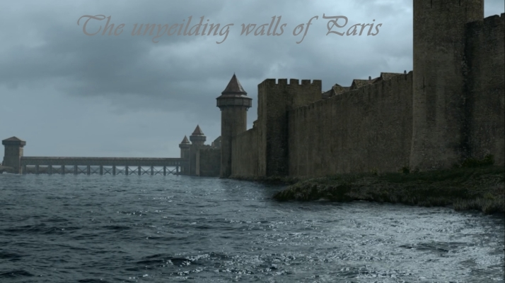the walls of paris