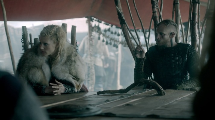 They already have their plan made  no real need for floki