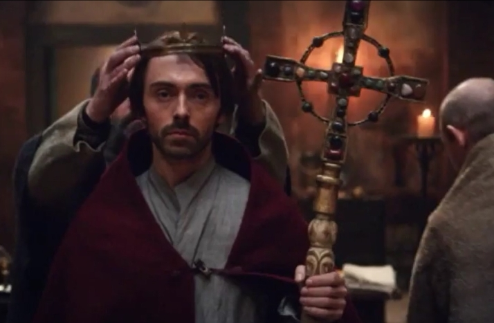 Last Kingdom Alfred becomes king