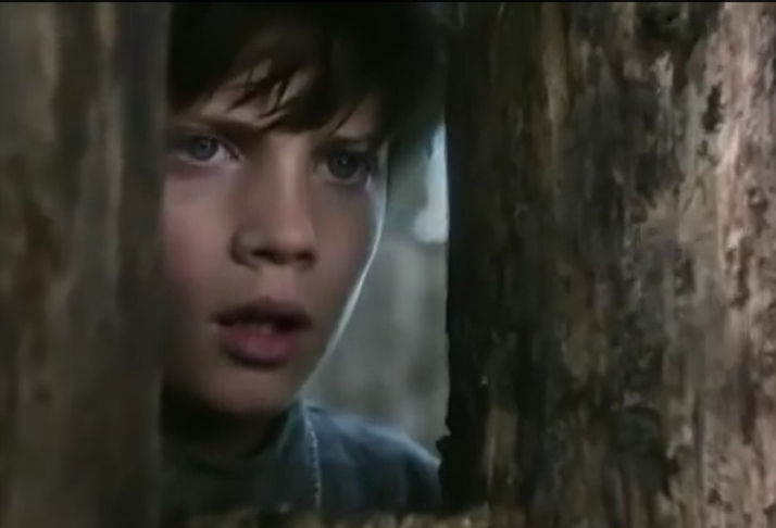 Young Uhtred of Last Kingdom