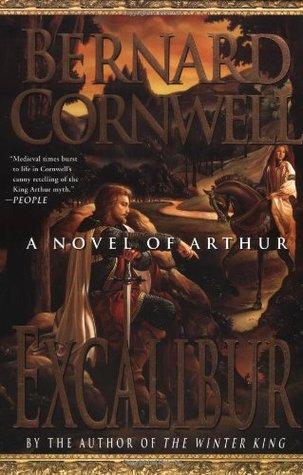 Excalibur arthur book 3 by bernard cornwell