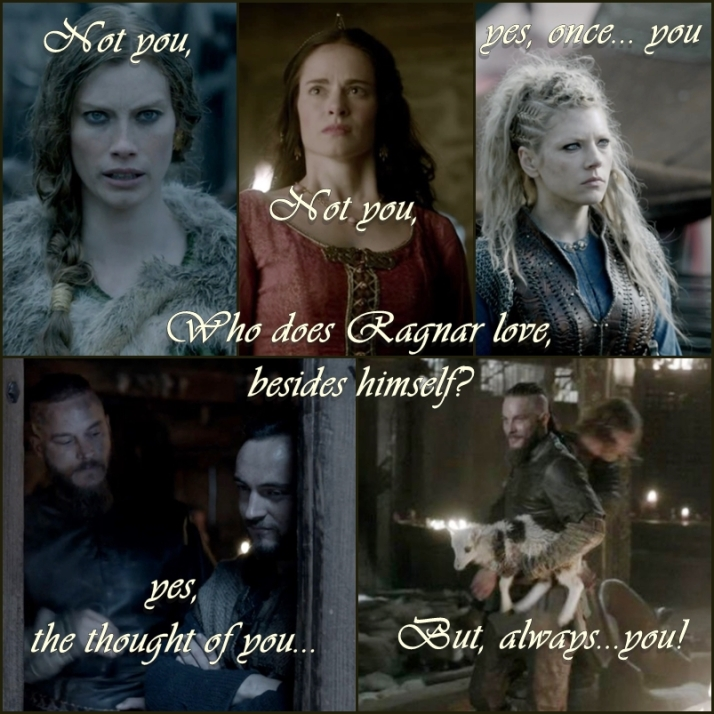 who does ragnar love