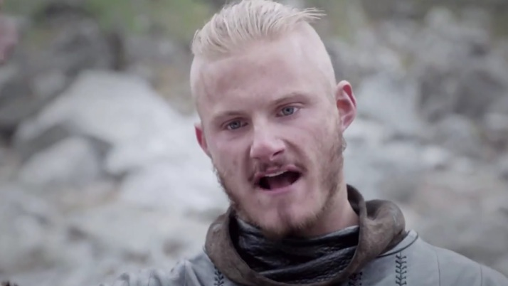 Bjorn: I order the arrest of Floki