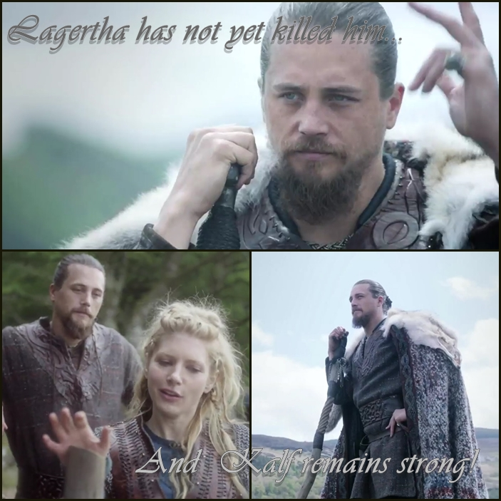 kalf and lagertha