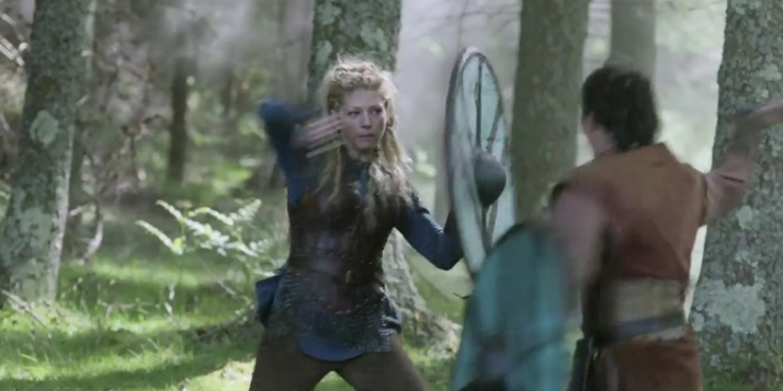 lagertha faces more battle