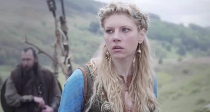 lagertha looking concerned