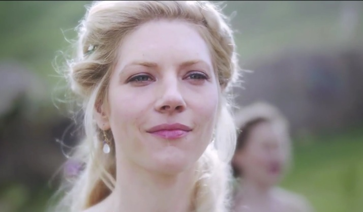 Lagertha one generation passes away and another takes it's place