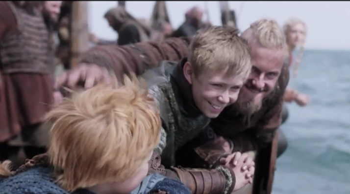 Ragnar's sons  and another generation takes it's place