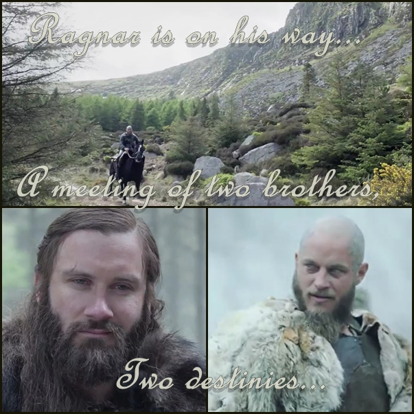 Two brothers two destinies