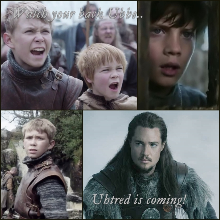 uhtred and Ubbe