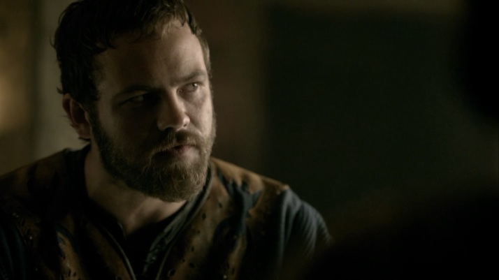 aethelwulf: This is naught to do with you Father this is between me and my slut of a wife!