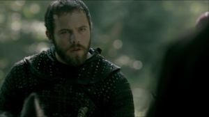 aethelwulf threatens kwentirith's men and demands they take him to kwentirith