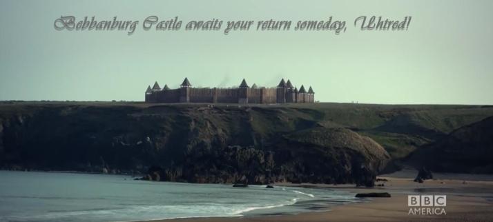 bebbanburg castle awaits your return