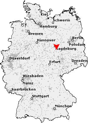 calbe and magdeburg Germany