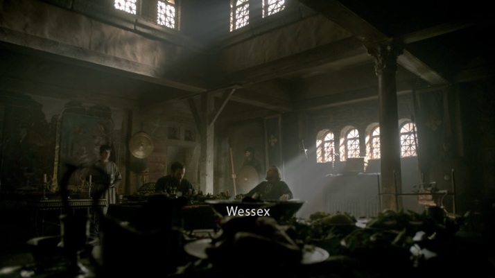 great hall of Wessex