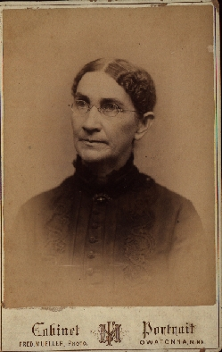 Susanna Haminth Mayer