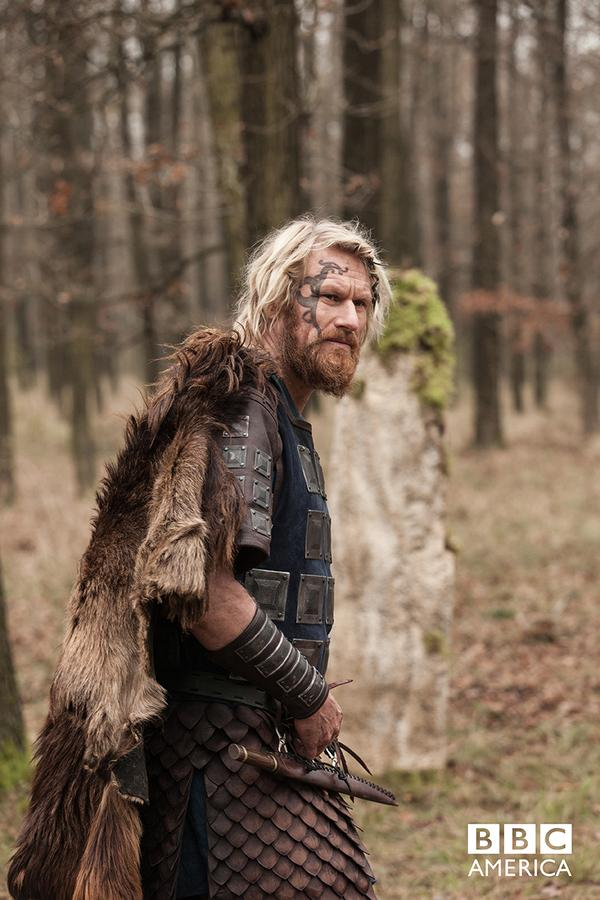Last Kingdom preview- OMG It's Ubba!!!