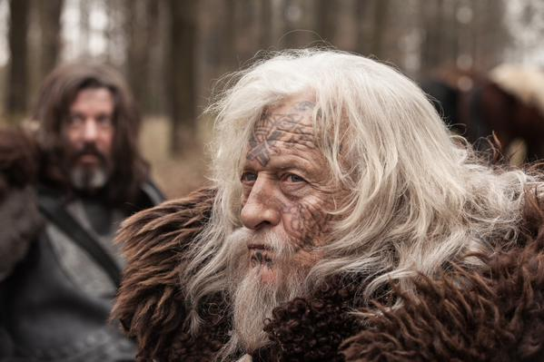 Last Kingdom preview probably Ravyn, father of Ragnar.