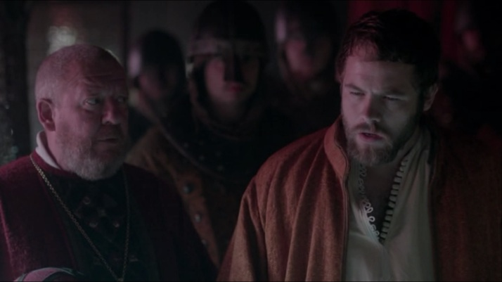 Aethelwulf comes to realization that his Father's plan included his death...