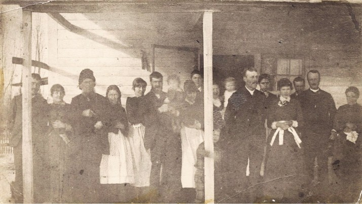 workman family 1885