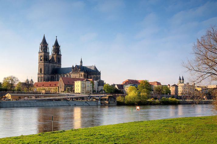 Magdeburg vista