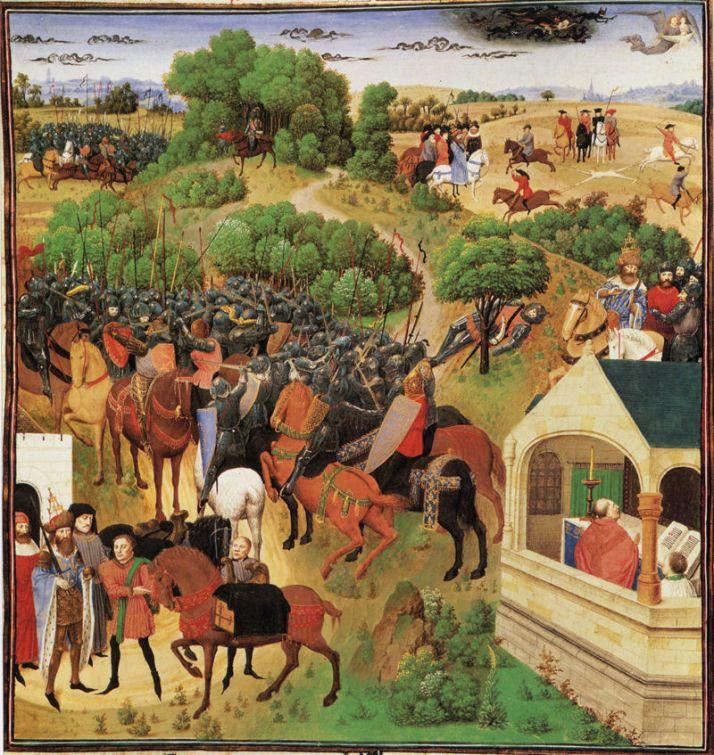 chroniques of Roland