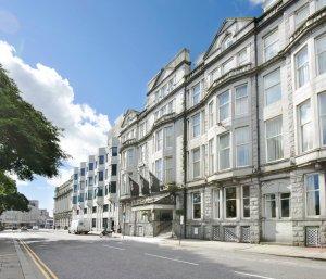 Caledonian hotel in Aberdeen