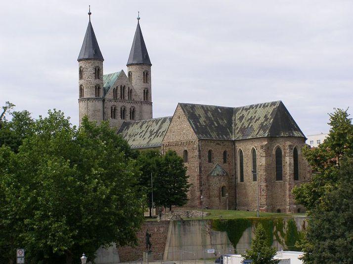 Magdeburg Klasztor