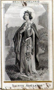 Adelaide of Burgundy (999)