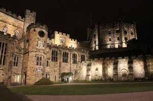 durham castle begun by waltheof