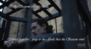 if the Saxons lose this battle so does Uhtred2