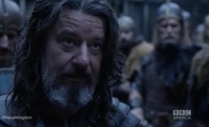 ragnar tells Guthrum my men they will not follow you