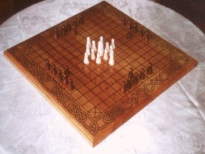 taefl game board