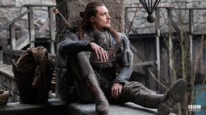 Uhtred waits out the hostage situation.