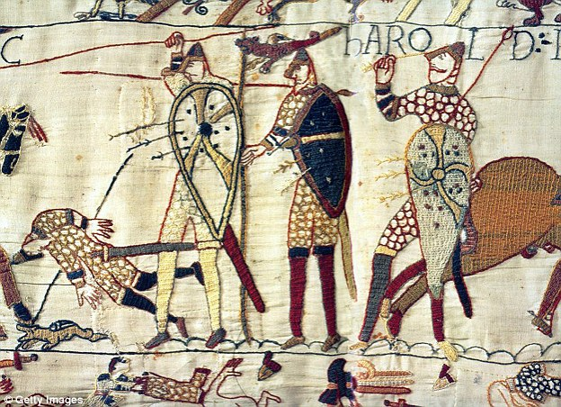 bayeux tapestry7