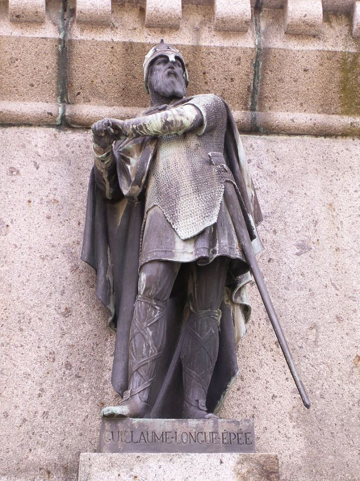 William_longsword_statue_in_falaise