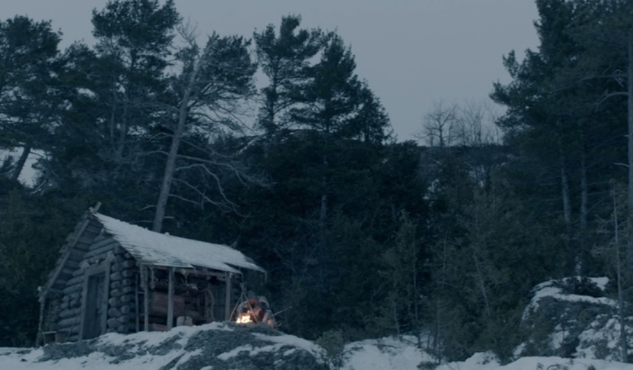 bjorn's cabin in the woods