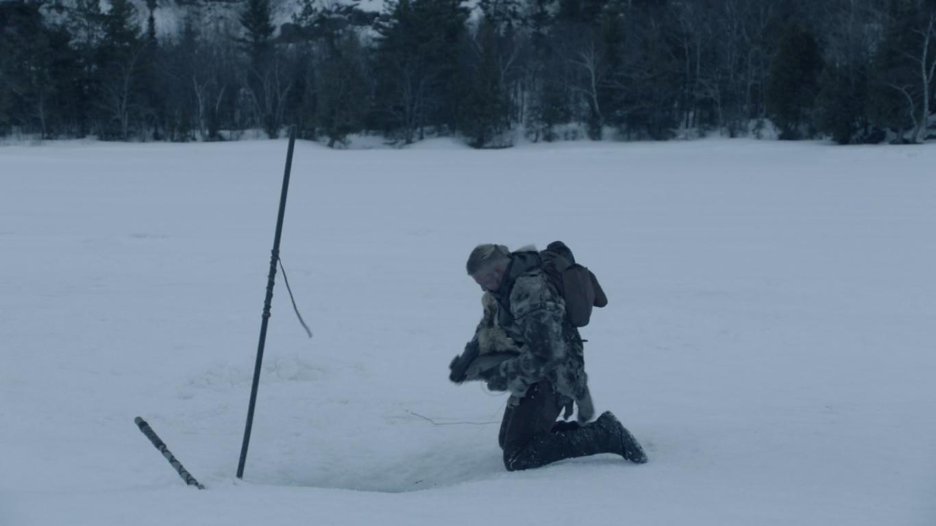 Judith of vikings saga time slips for Ice trek fish house