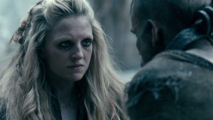 helga knows floki is going to beg her to do something