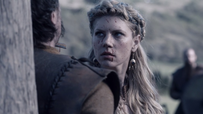 lagertha's blood revenge is complete