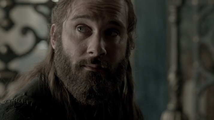 rollo's question to eirik what about you... you are so unhappy
