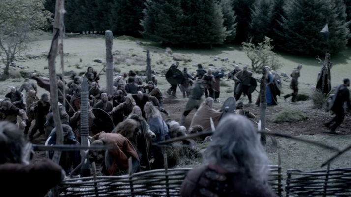 the group is attacked by those archers